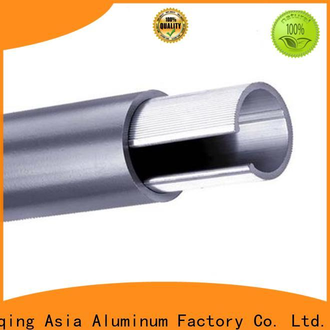 AAG factory direct rectangular aluminium box section manufacturing for pipe