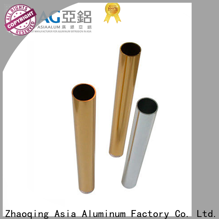 AAG factory direct perforated aluminum square tubing manufacturing for street