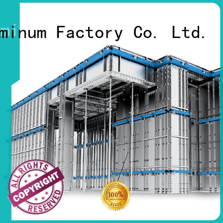 AAG versatile aluminum formwork directly sale for villa