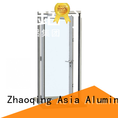 AAG aluminium door frame supplier for home