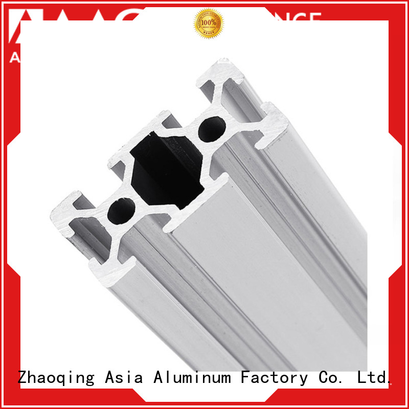 light weight industrial aluminum profile manufacturer for construction