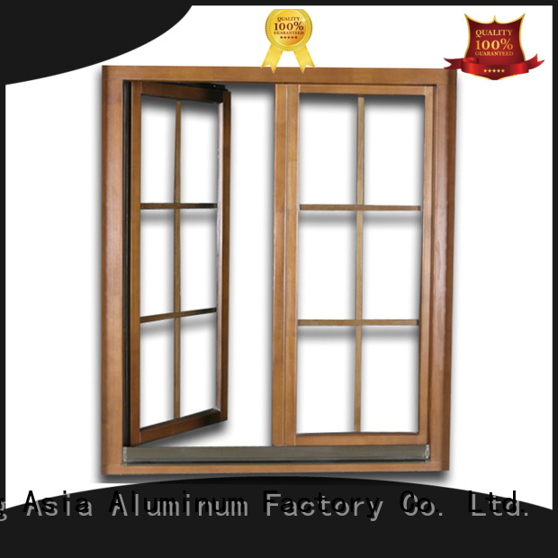 AAG aluminium window frames supplier for sliding door