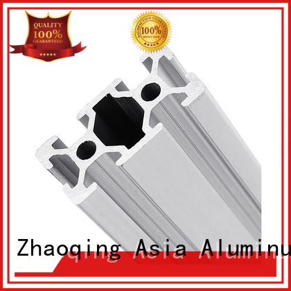 AAG stable industrial aluminum profile wholesale for construction