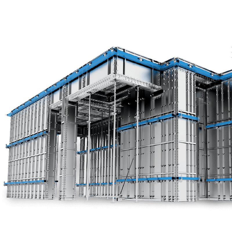 AAG aluminum formwork manufacturer for villa