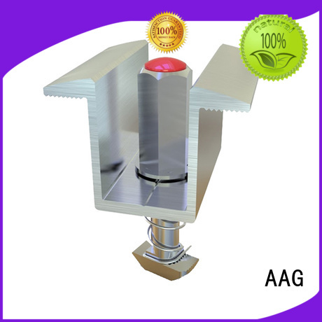 AAG professional ground solar mounting manufacturer for solar power system