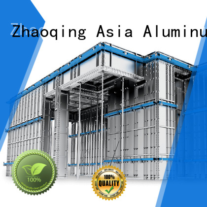 real aluminum formwork manufacturer for buildings