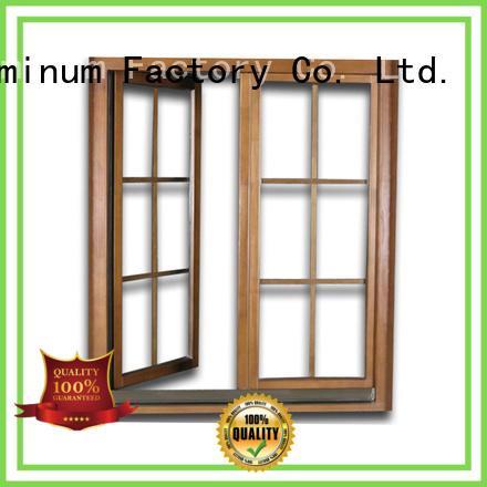 AAG aluminium window frames customization for walls