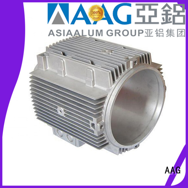 AAG aluminum car frame wholesale for subway rail transit