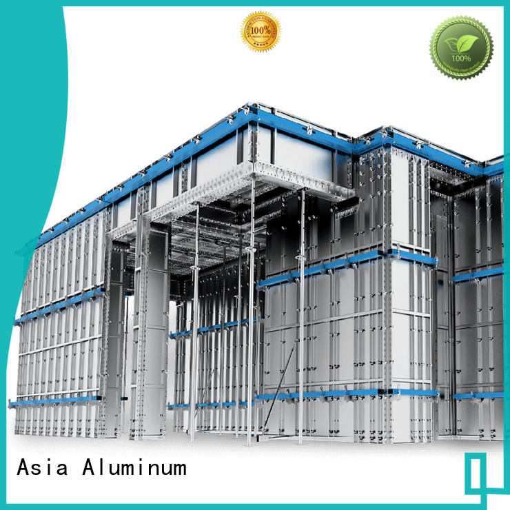 real aluminum formwork wholesale for buildings