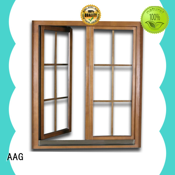 professional aluminium window frames customization for window
