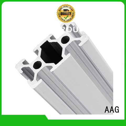 light weight industrial aluminum profile wholesale for industrial automation equipment