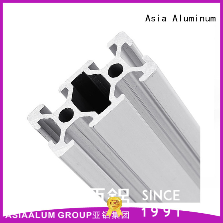 multifunctional industrial aluminum profile customization for machinery manufacturing