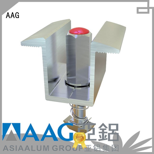 AAG ground solar mounting customization for solar power system