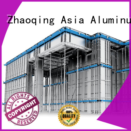 AAG aluminum formwork wholesale for buildings