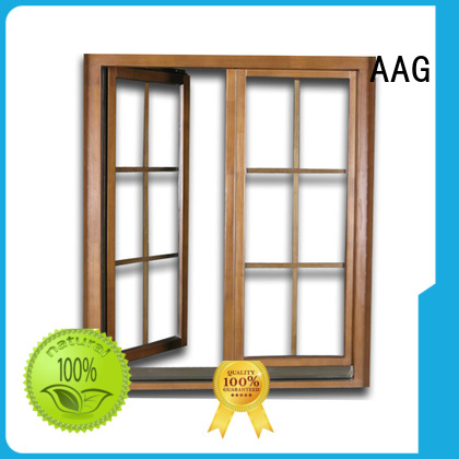 popular aluminium window frames customization for walls