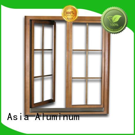 AAG professional aluminium window frames manufacturer for sliding door