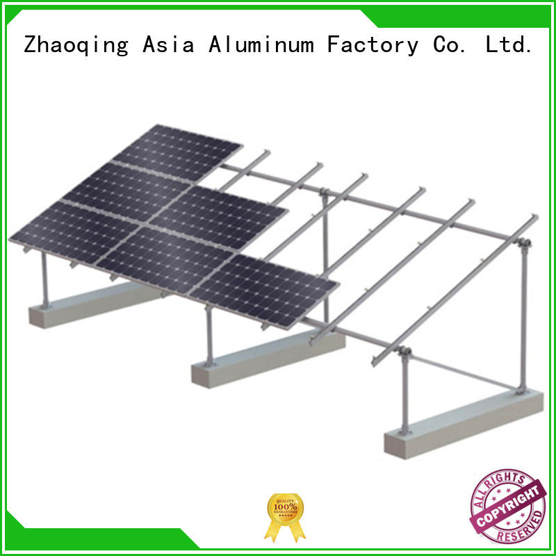 flexible roof solar mounting supplier for home