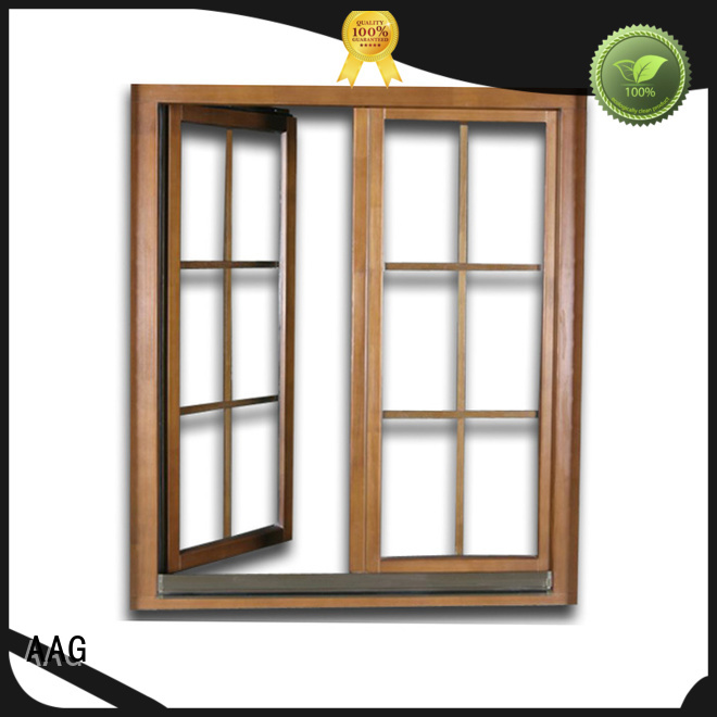 AAG durable aluminium window frames customization for sliding door