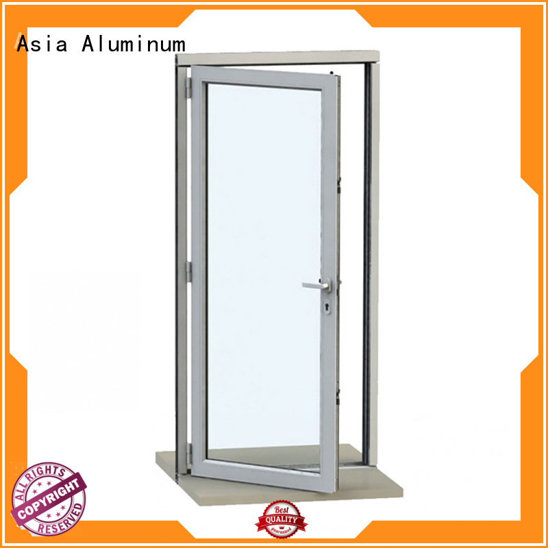 AAG popular aluminium door frame directly sale for home
