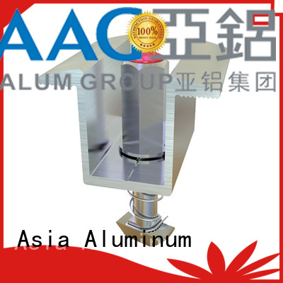 AAG reliable ground solar mounting supplier for home