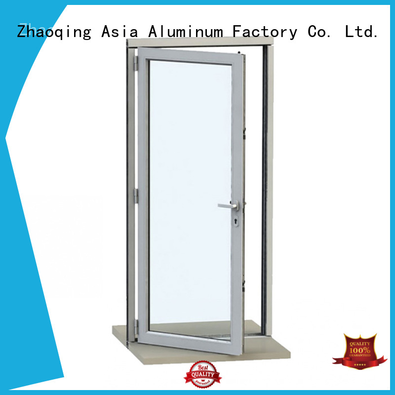 AAG professional aluminium door frame manufacturer for buildings
