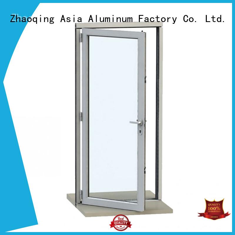 AAG professional aluminium door frame manufacturer for buildings