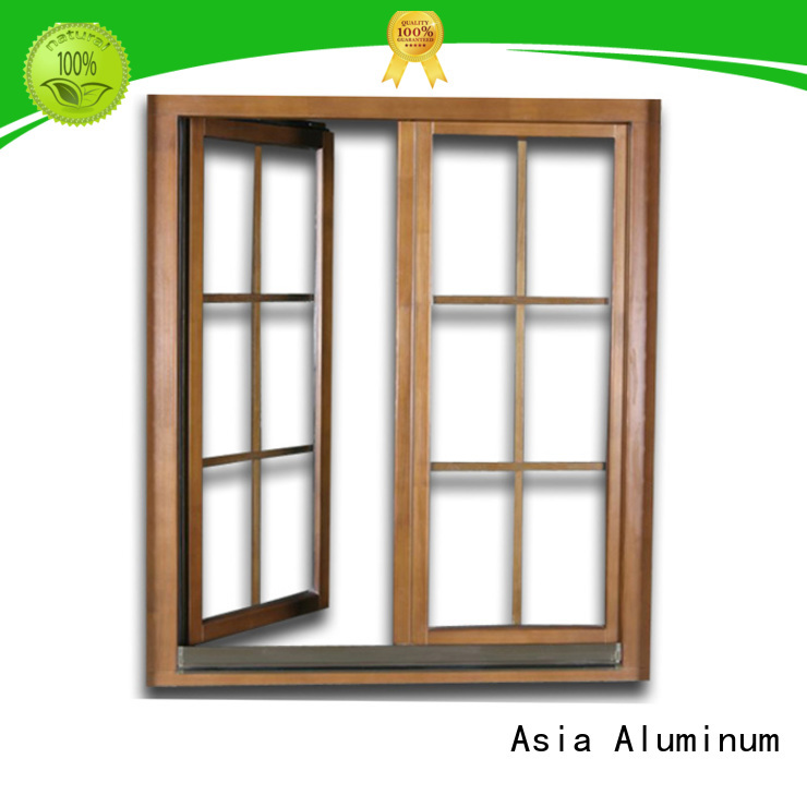 AAG durable aluminium window frames supplier for window