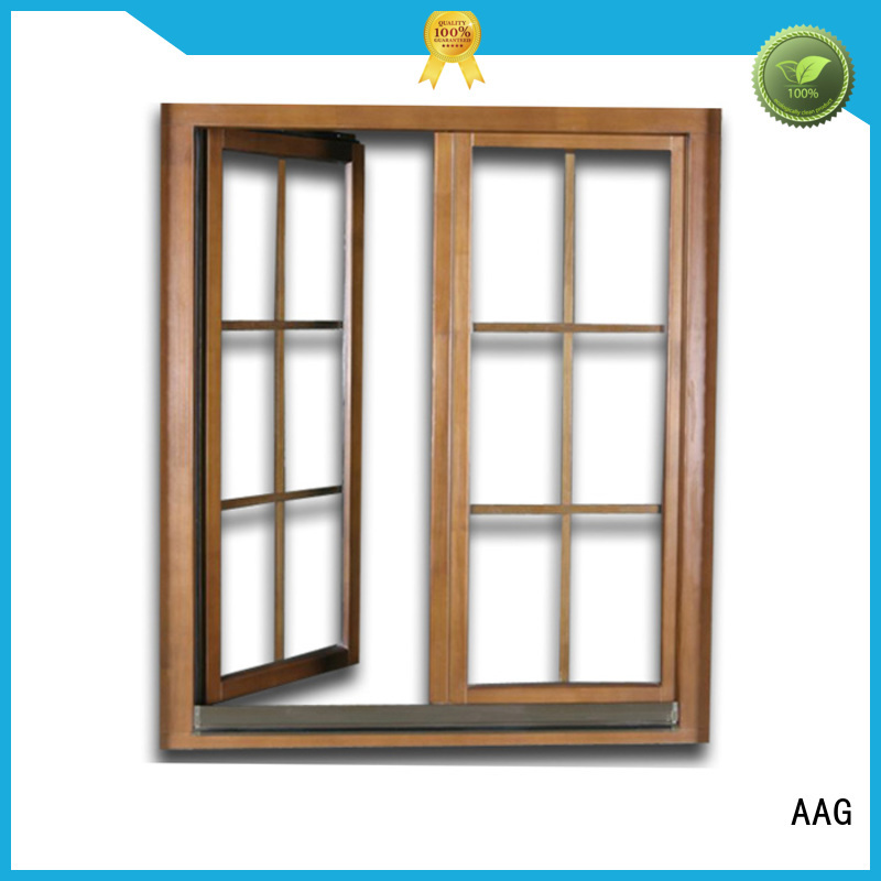 AAG stable aluminium window profile suppliers for window
