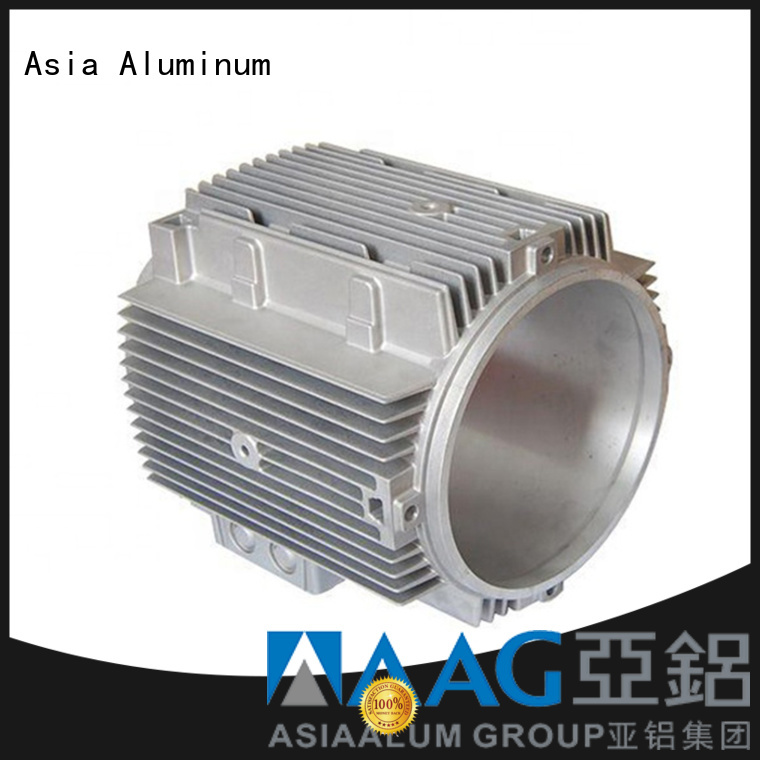 AAG reliable aluminum car frame directly sale for transport