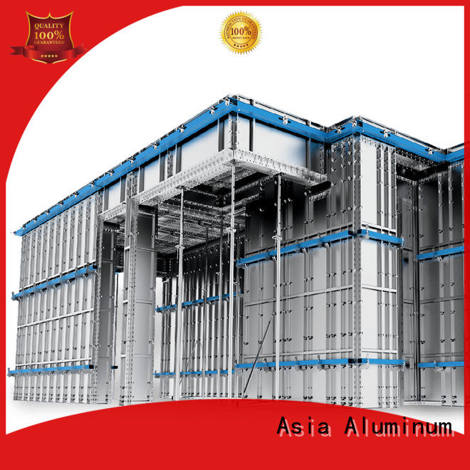 advanced aluminum formwork directly sale for villa