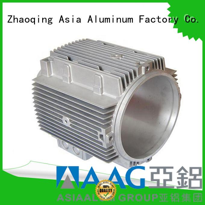 AAG aluminum car frame manufacturer for trailers
