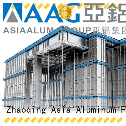 AAG versatile aluminum formwork wholesale for beams