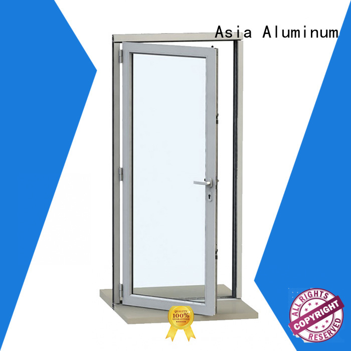 AAG aluminium door frame manufacturer for home