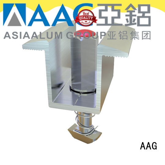 AAG reliable ground solar mounting customization for home