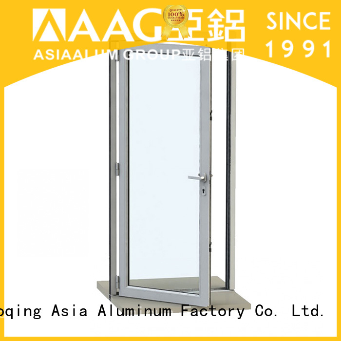AAG real aluminium door frame supplier for home