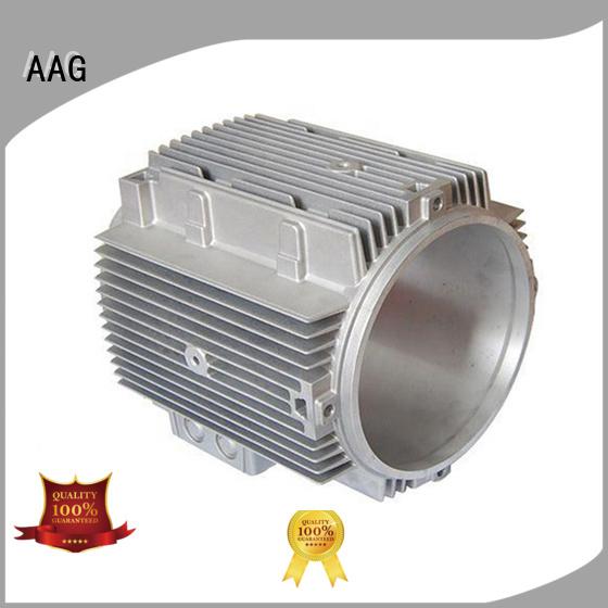 AAG high sealing aluminum car frame wholesale for transport