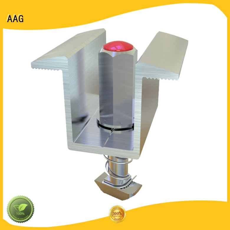 AAG ground solar mounting manufacturer for solar power system